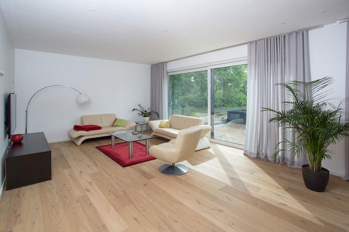 Wohnhaus Dorsten, Eiche Canus