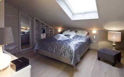 Exklusive Dachwohnung